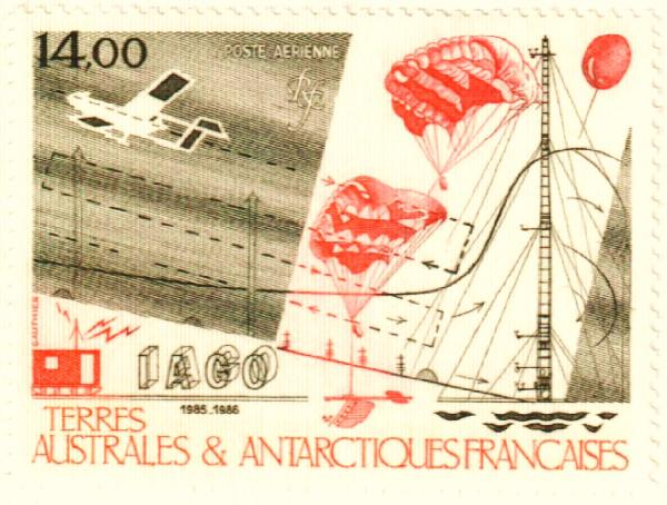 1986 French So. & Antarctic Terr.