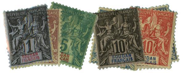 1894-1900 French Sudan