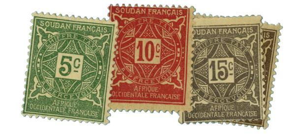 1931 French Sudan