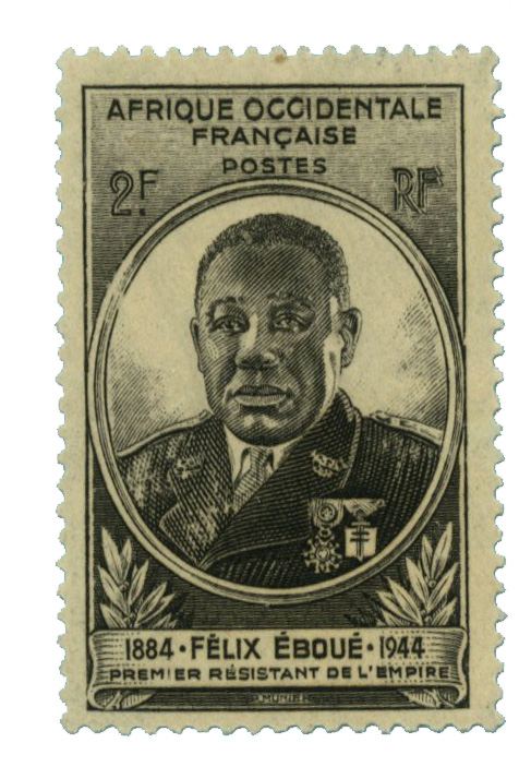 1945 French West Africa