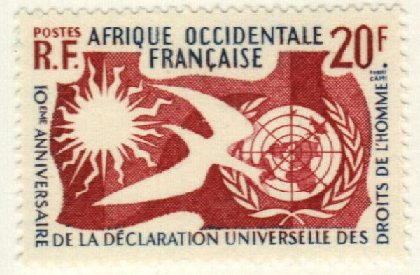 1958 French West Africa