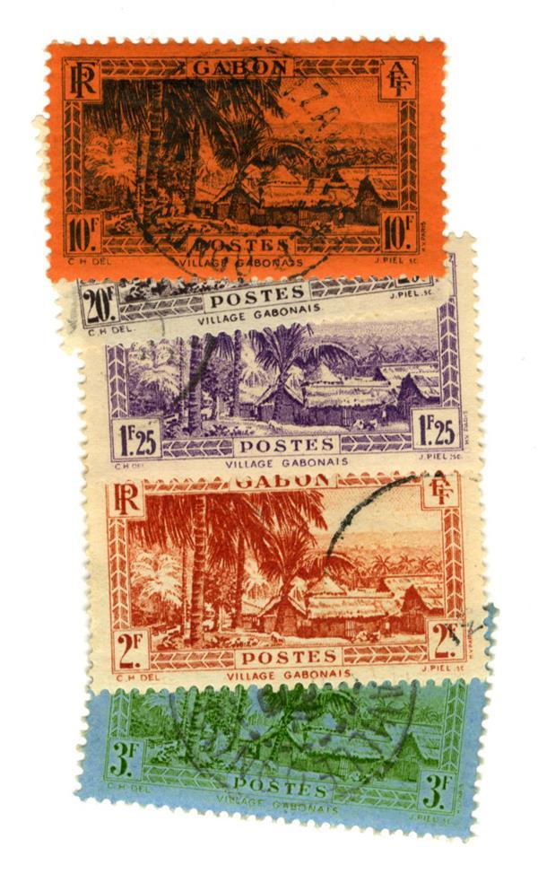 1932-33 Gabon