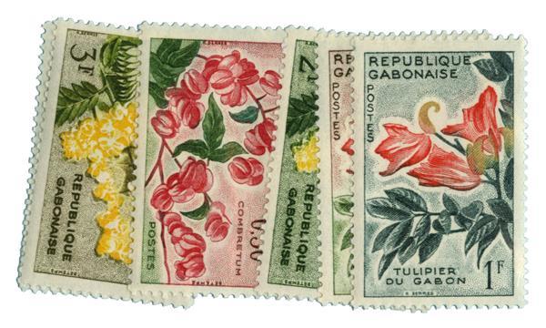1961 Gabon