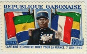 1962 Gabon