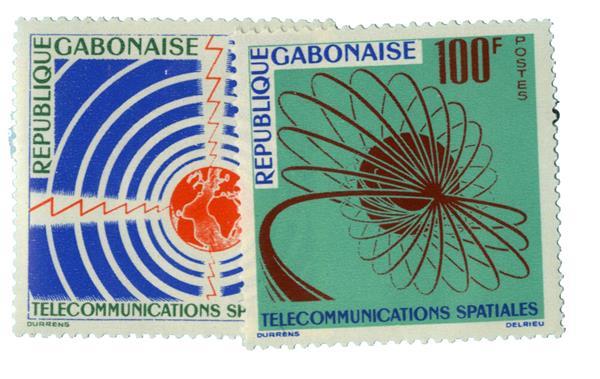 1963 Gabon
