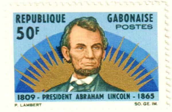 1965 Gabon