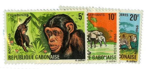 1967 Gabon