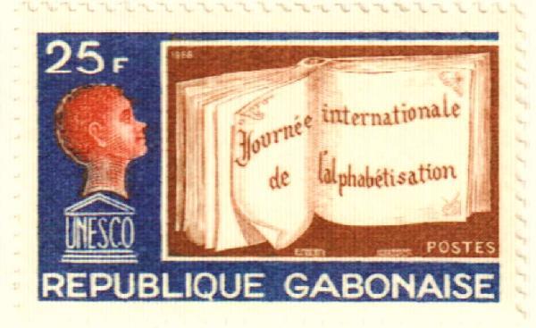 1968 Gabon