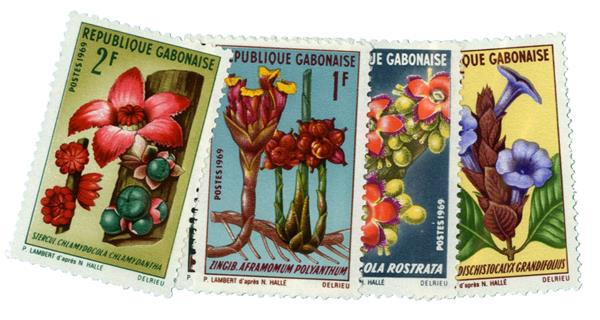 1969 Gabon