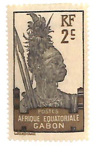 1910 Gabon