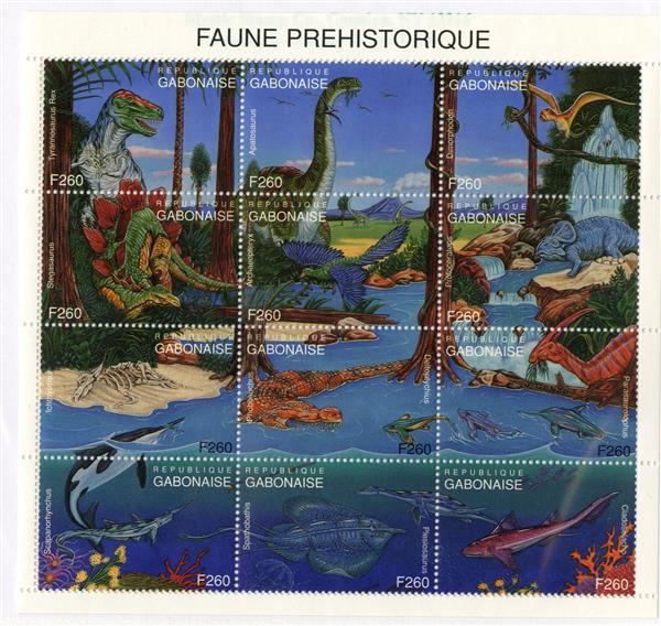 1995 Gabon