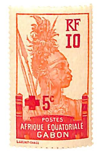 1917 Gabon