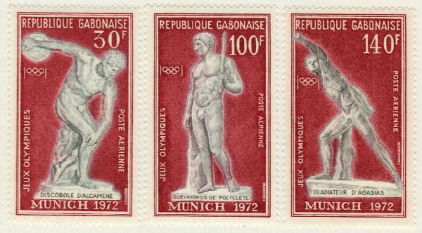 1972 Gabon