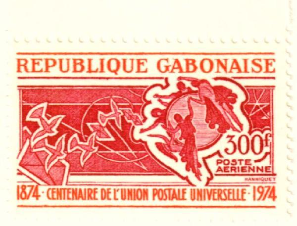 1974 Gabon