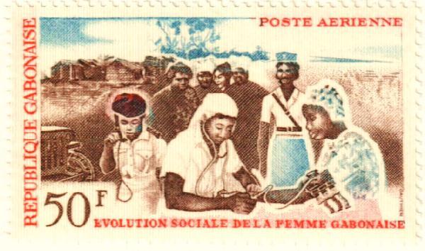 1964 Gabon