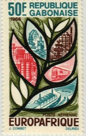 1966 Gabon