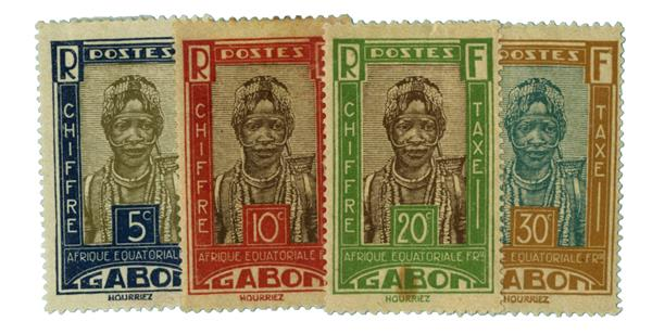 1930 Gabon
