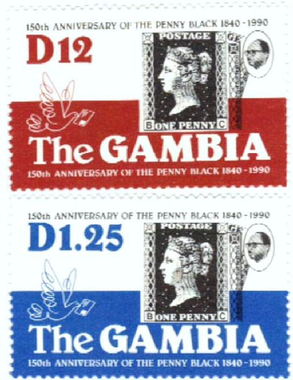 1990 Gambia