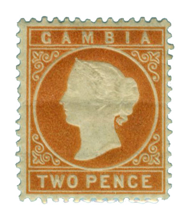 1886 Gambia