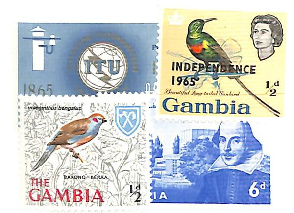 1964-66 Gambia