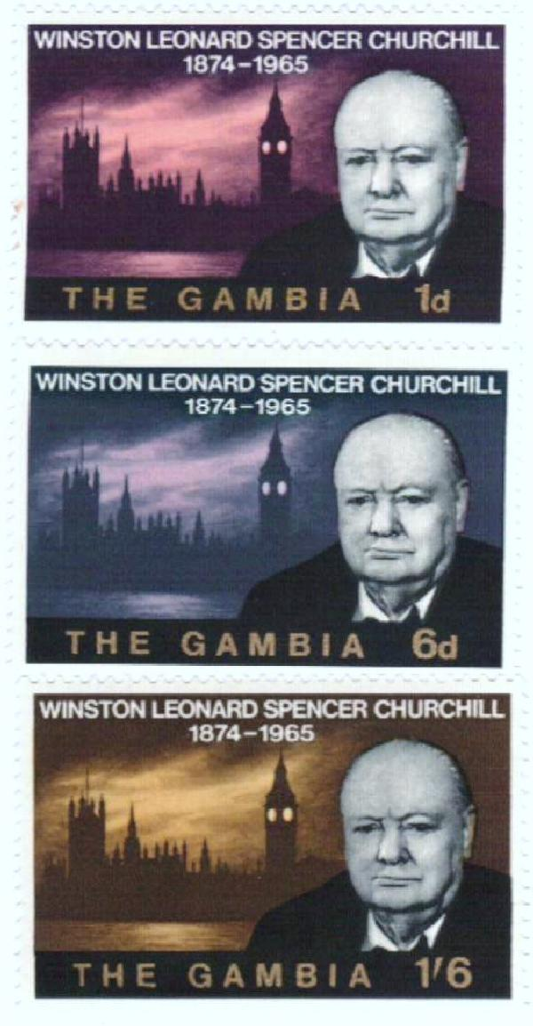 1966 Gambia