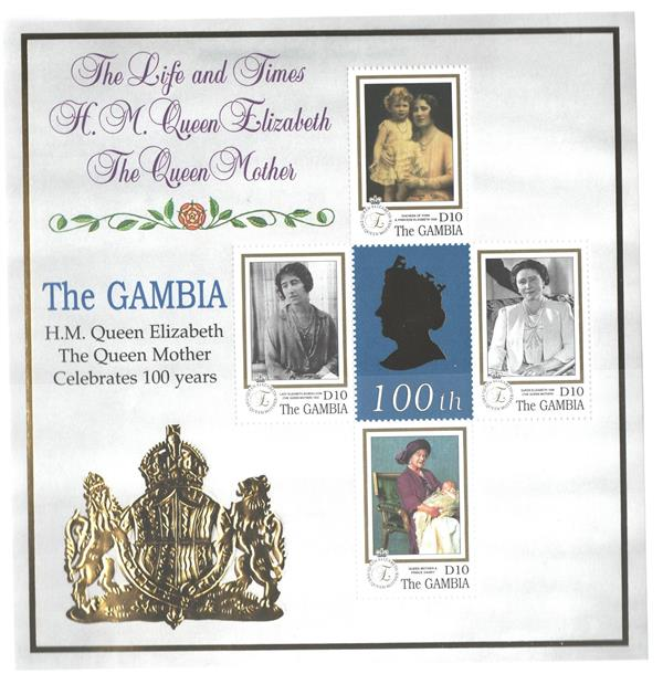 1999 Gambia