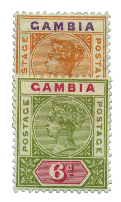 1898 Gambia