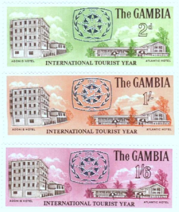 1967 Gambia