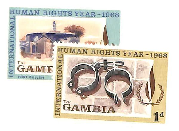 1968 Gambia