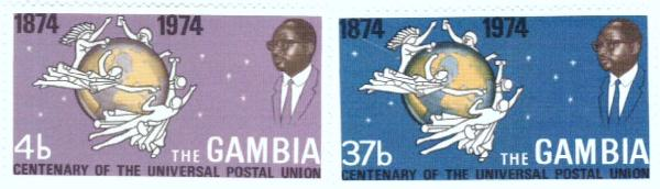 1974 Gambia