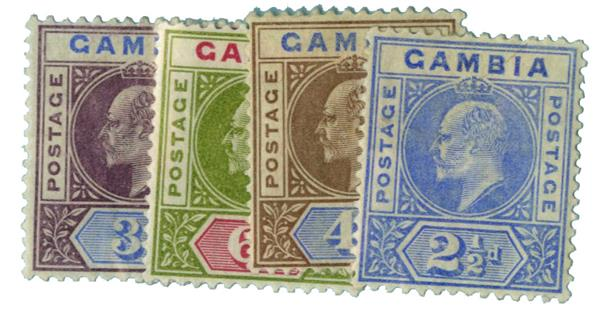 1902 Gambia