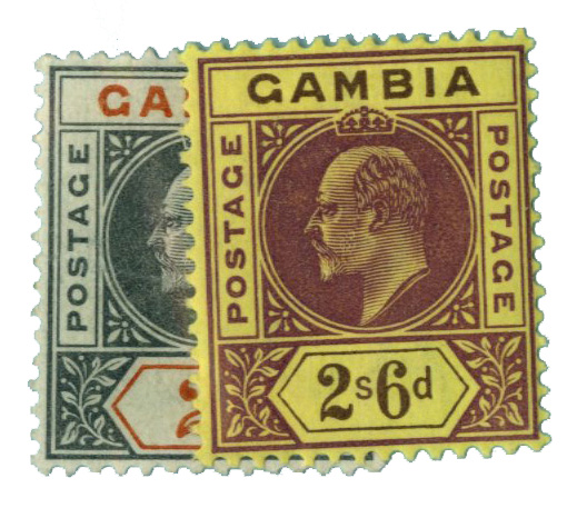 1902-05 Gambia