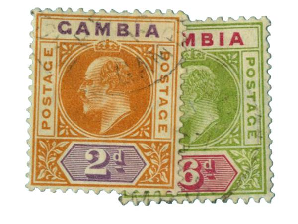 1906 Gambia