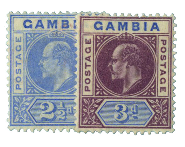 1904-05 Gambia