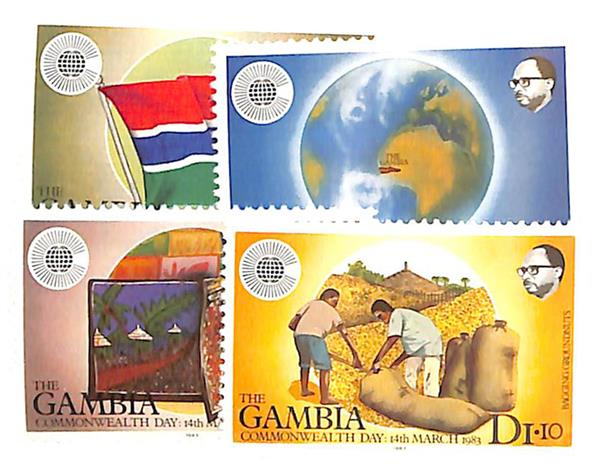 1983 Gambia