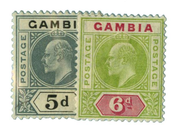 1904-06 Gambia