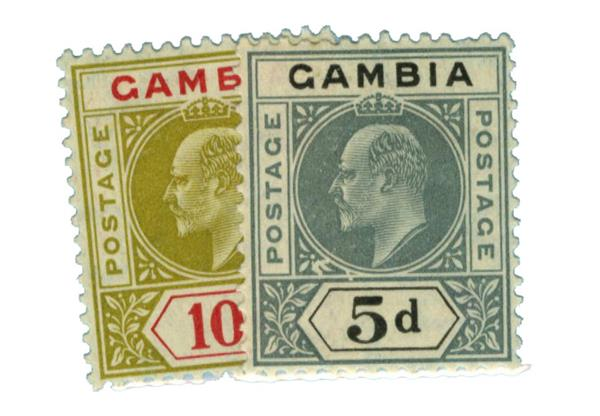 1904 Gambia