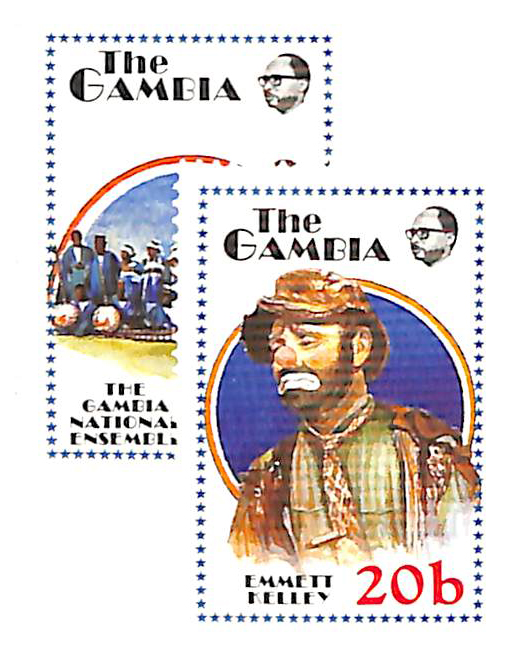 1988 Gambia