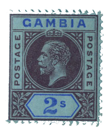 1912 Gambia