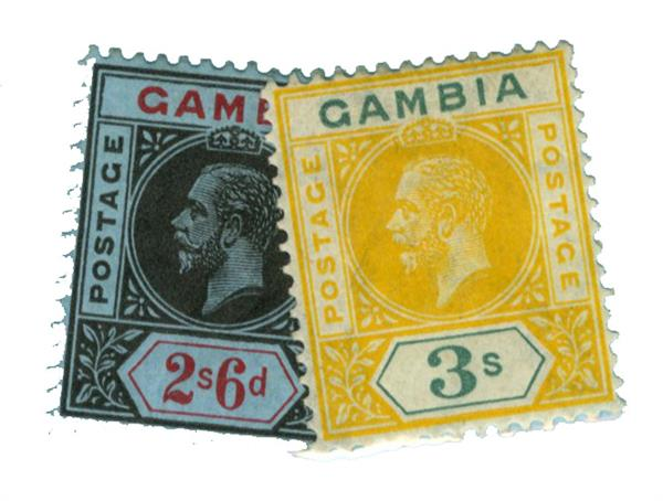 1912-22 Gambia