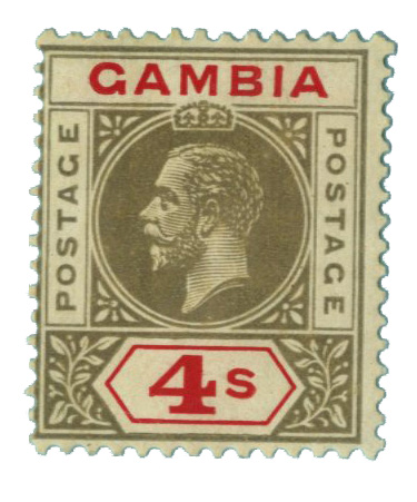 1922 Gambia