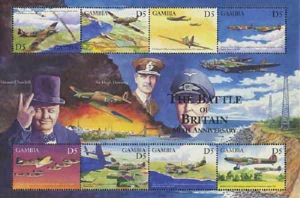 2000 Gambia The Battle of Britain