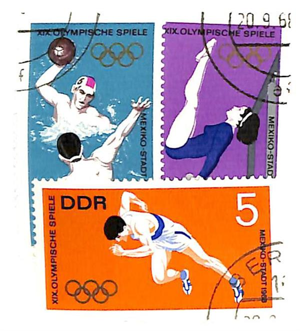 1968 German Democratic Republic