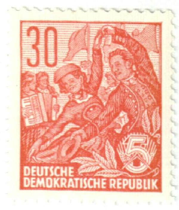 1953 German Democratic Republic