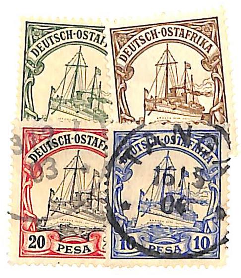 1900 German East Africa