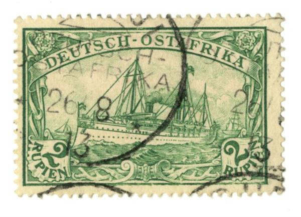 1900 German East Africa