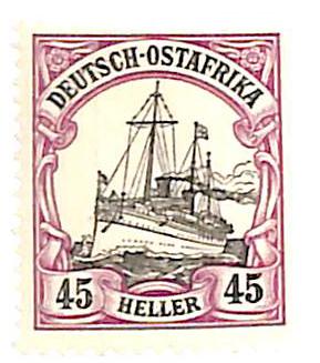 1905 German East Africa