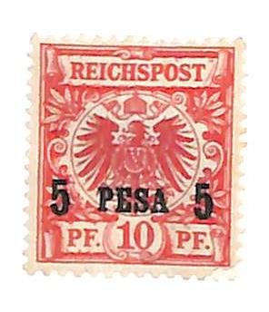 1893 German East Africa