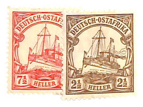 1906 German East Africa