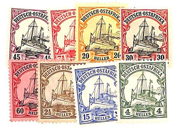 1905-16 German East Africa